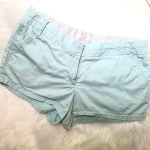 """J Crew 3"""" Chino shorts"""